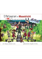 D'Artagnan in Maastricht, English